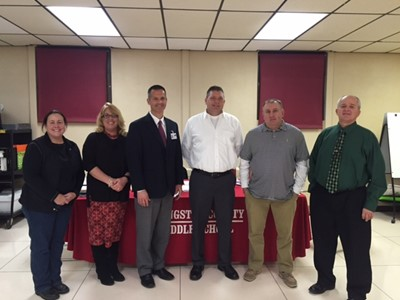 Livingston County Board Members