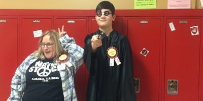 LCMS Character Day Winners