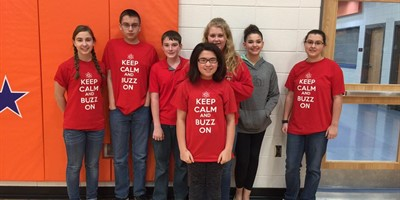 LCMS Academic Team came in 2nd place in Quick Recall.