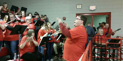 LCHS Band Alumni Night