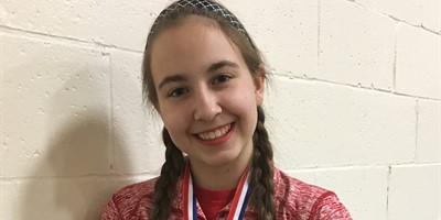 Olivia Ramage 2nd in Language Arts Regional Governor's Cup competition.GOING to STATE!