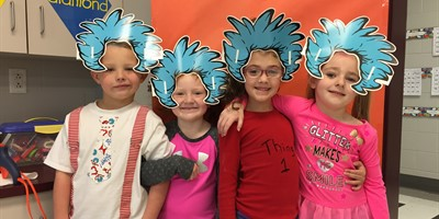 SLES Read Across America Week