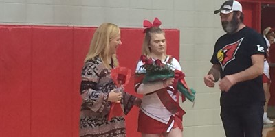 LCHS Senior Night