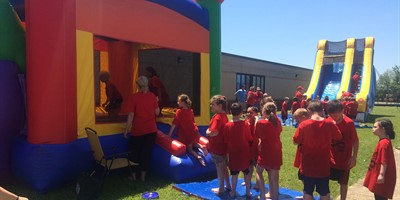 NLES Field Day!