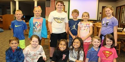 Congratulations to SLES August Students of the month!