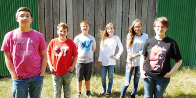 Congrats to the Sept. LCMS Student Leaders of the Month!