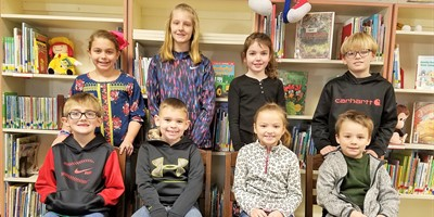 NLES Students of the Month