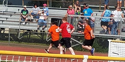 State Special Olympics Track & Field Tournament